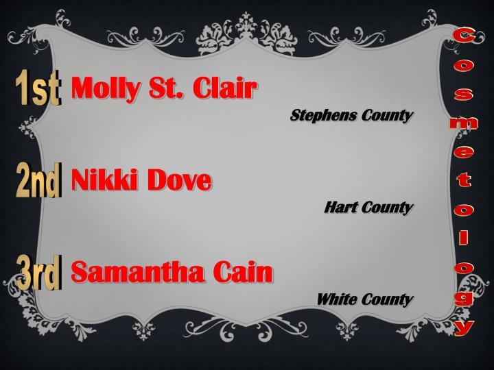 Molly St. Clair