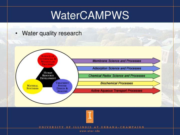 WaterCAMPWS