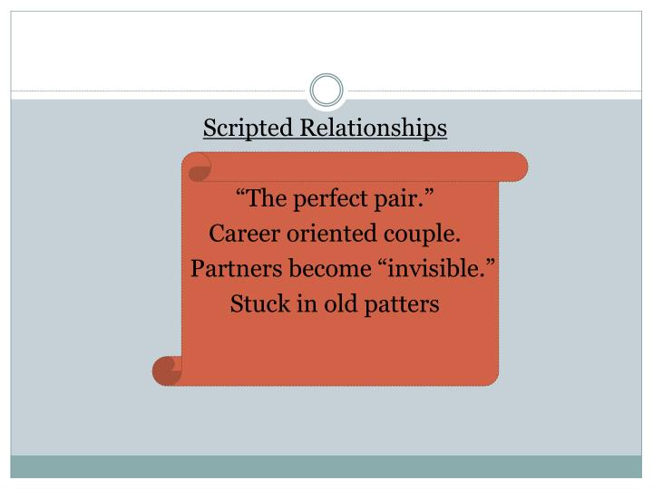 Scripted Relationships