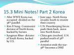 15 3 mini notes part 2 korea