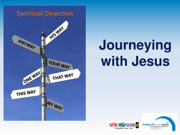 journeying with jesus n.