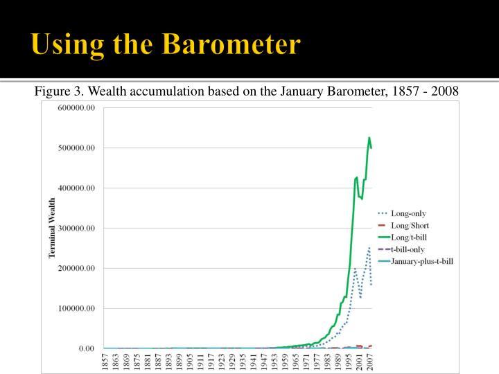 Using the Barometer