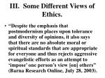 iii some different views of ethics5