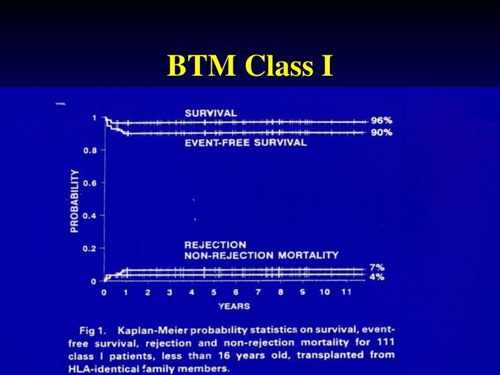 BTM Class I