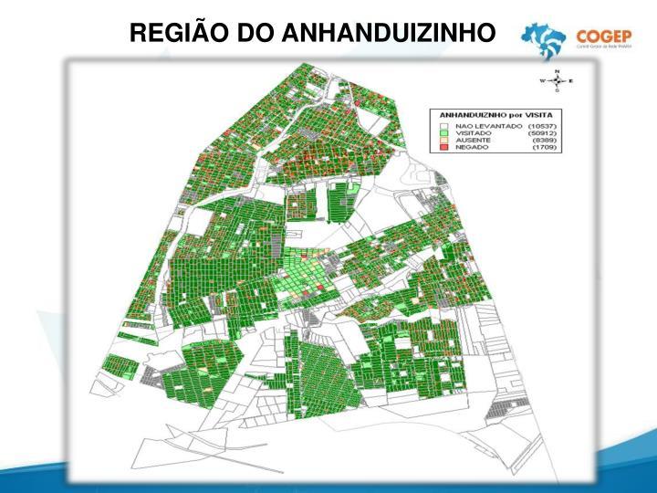 REGIÃO DO ANHANDUIZINHO
