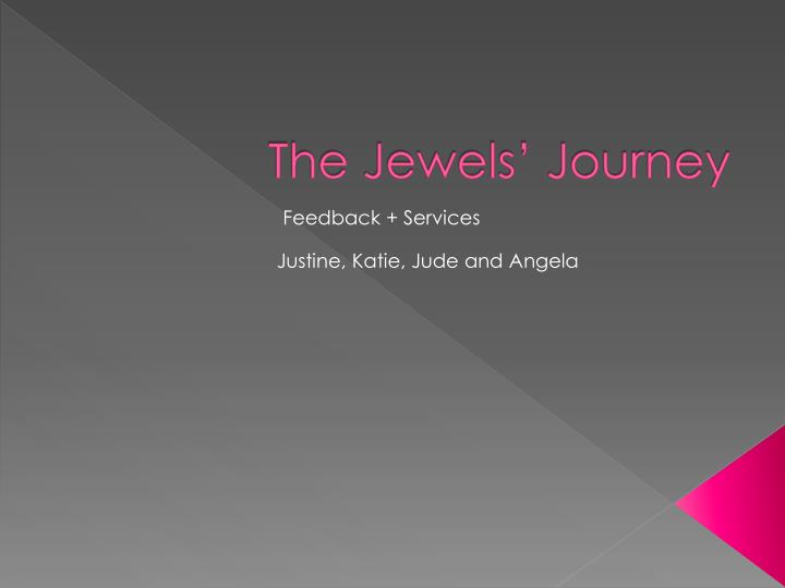 the jewels journey n.