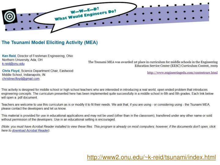 http://www2.onu.edu/~k-reid/tsunami/index.html