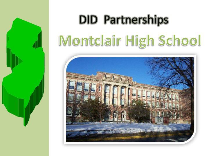 DID  Partnerships