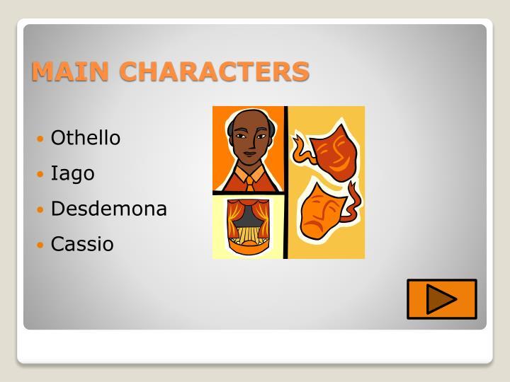 cassio othello character analysis