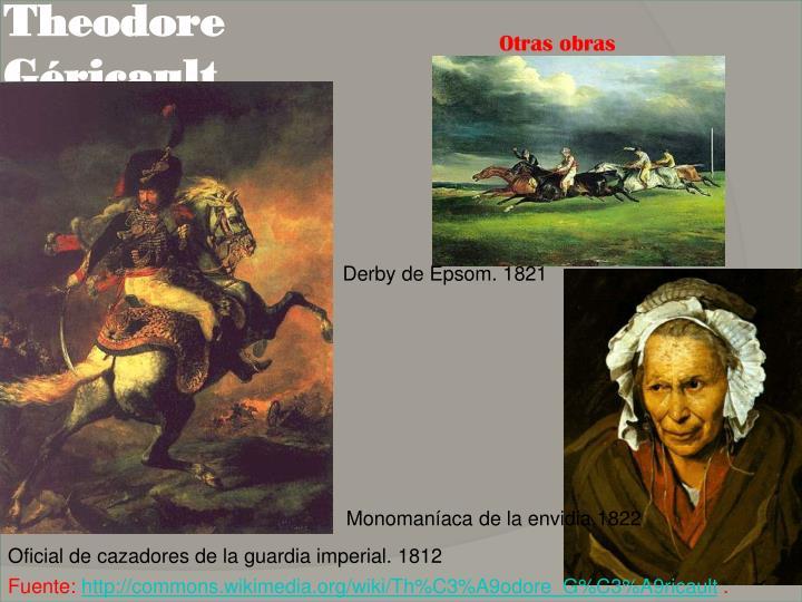 Theodore Géricault