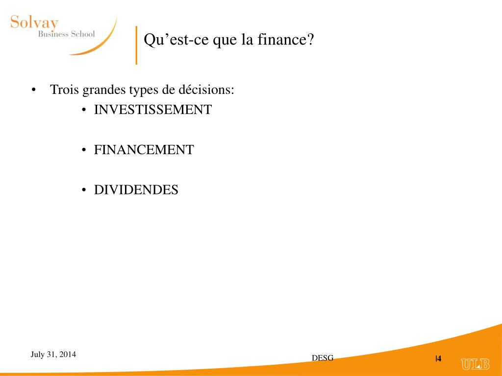 Ppt Finance 1 Introduction Powerpoint Presentation Id
