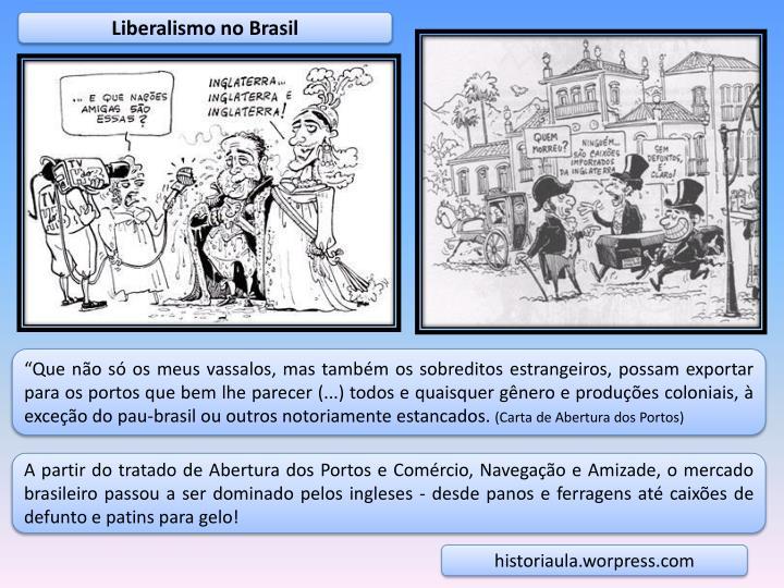 Liberalismo no Brasil