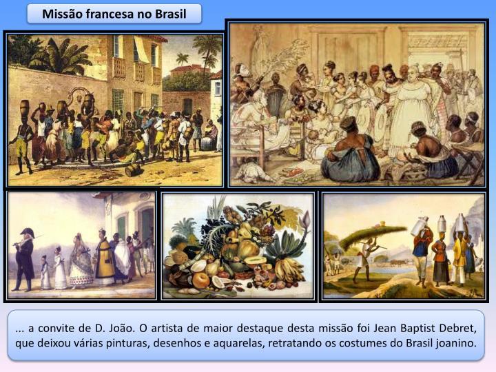 Missão francesa no Brasil