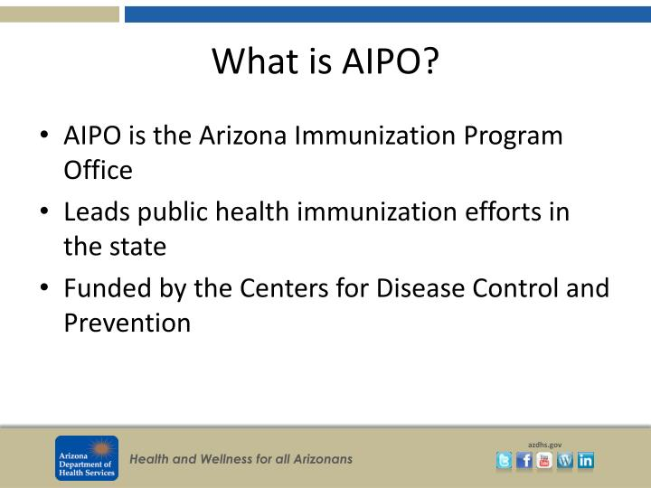 What is aipo