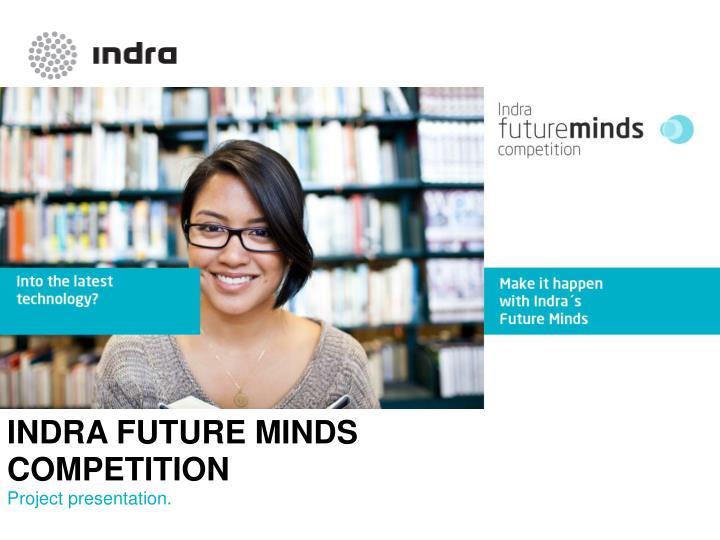 indra future minds competition n.