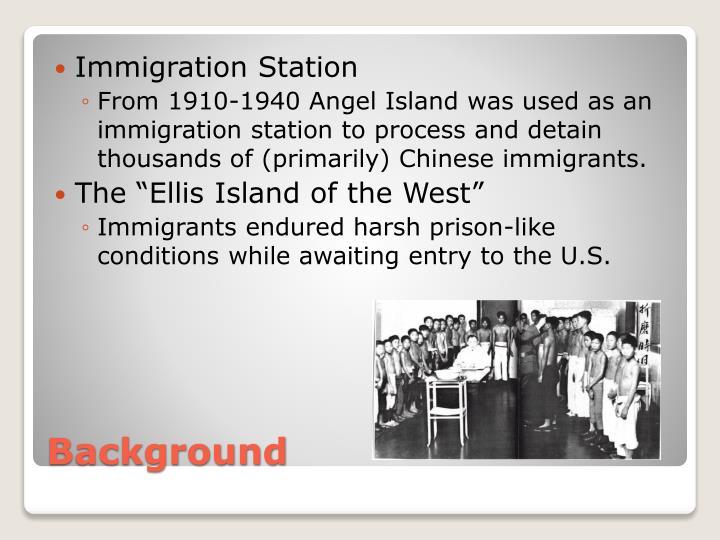 Immigration Station