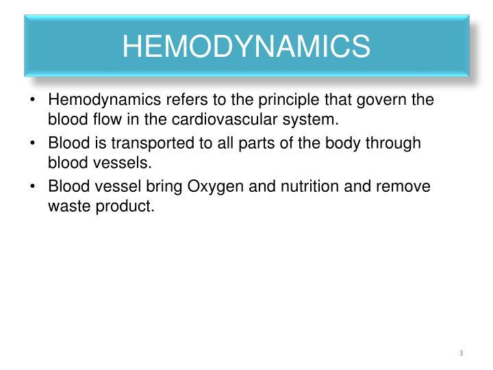 Hemodynamics1