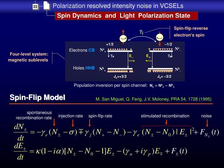 Spin-Flip Model