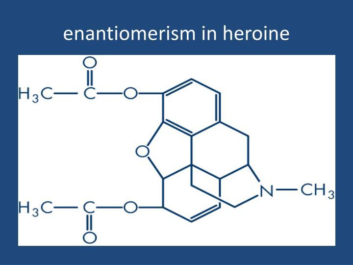 enantiomerism