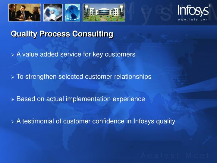 Quality Process Consulting