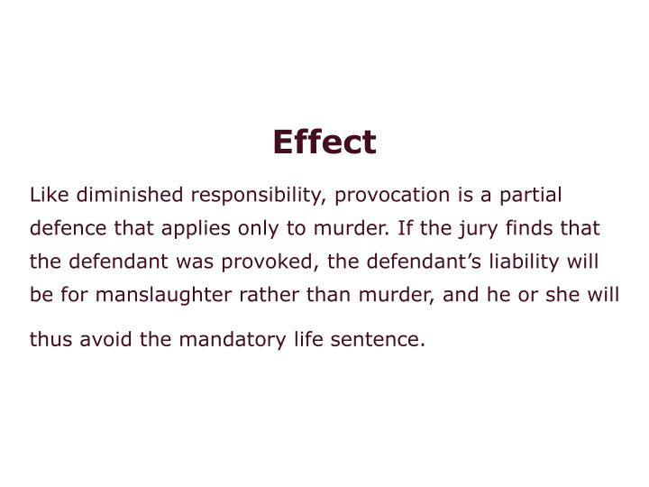 Ppt Voluntary Manslaughter Powerpoint Presentation Id2731466