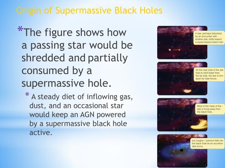 Origin of Supermassive Black Holes