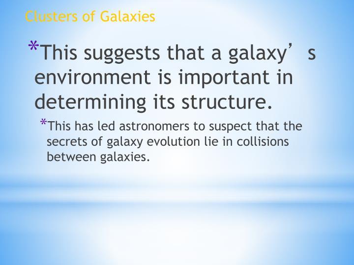 Clusters of Galaxies