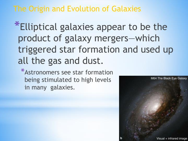 The Origin and Evolution of Galaxies