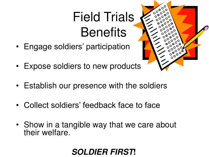 Field Trials