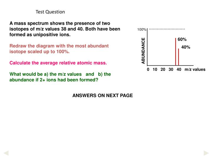 Test Question