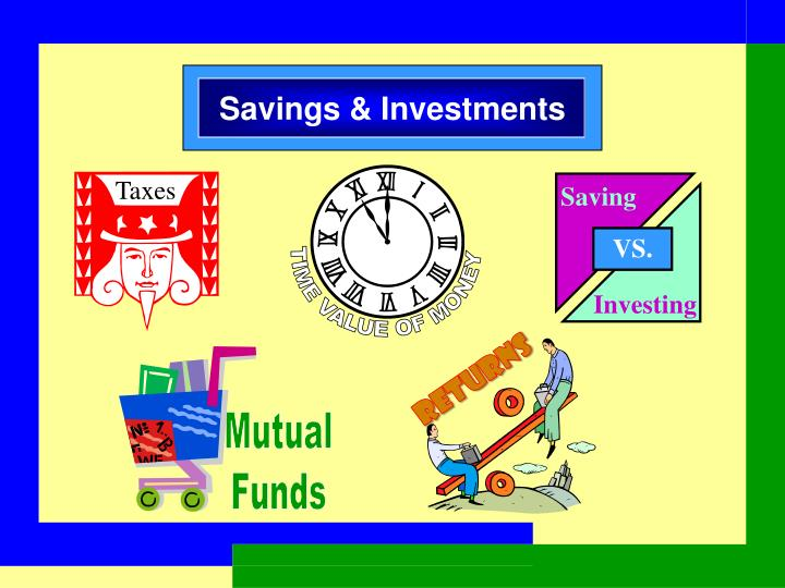savings investments n.