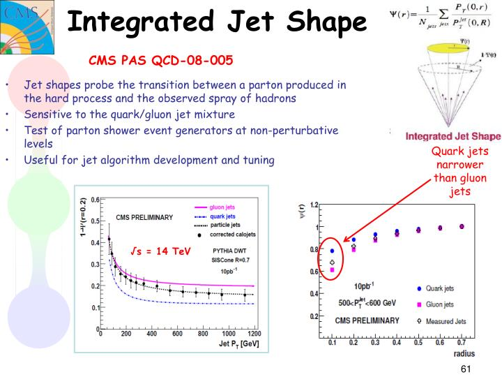 Integrated Jet Shape
