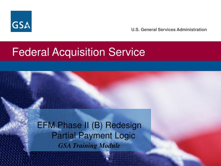 efm phase ii b redesign partial payment logic n.
