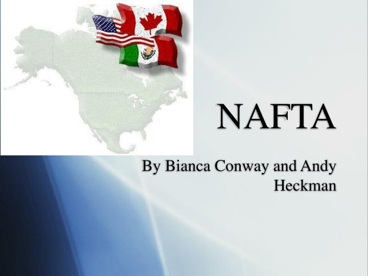 an analysis of nafta Nafta essay nafta essay essay on indicative of these fiascoes is the north american free trade agreement essay regional analysis: north american free trade.