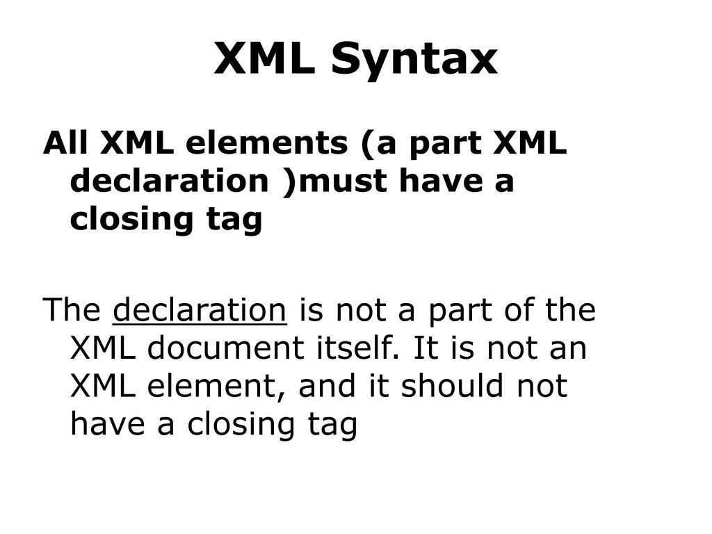 PPT - Sistemi basati su conoscenza XML PowerPoint