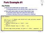 fork example 1