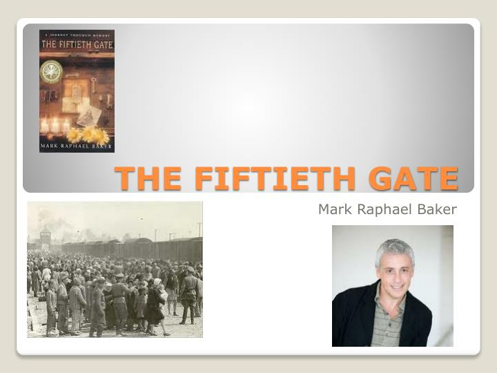 fiftieth gate The fiftieth gate has 427 ratings and 46 reviews velvetink said: (review - now it's finished)freedom is not a happy ending it is a flame that dances.