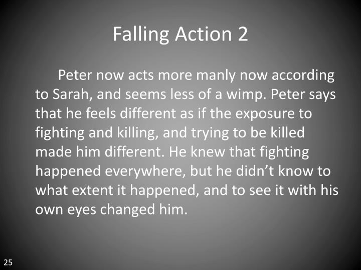 Falling Action 2