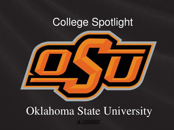 college spotlight n.