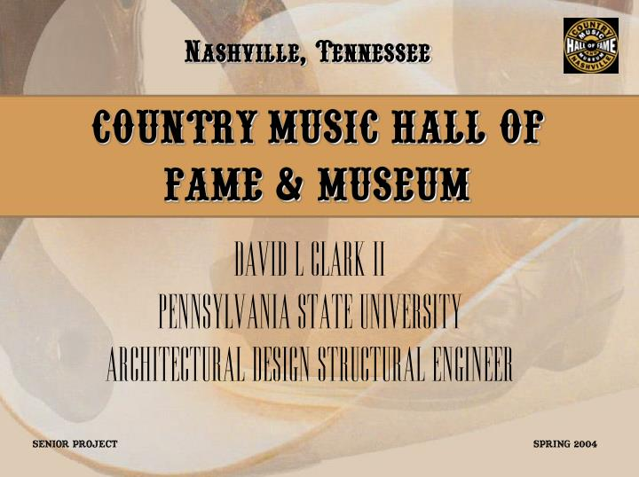 country music hall of fame museum n.