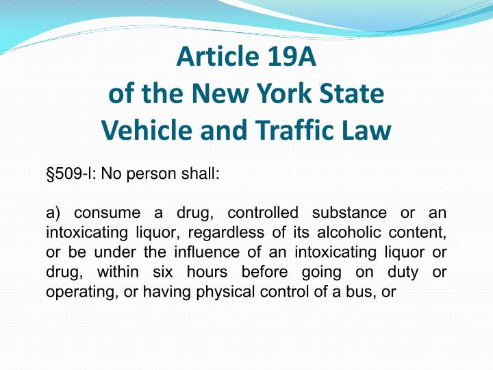 Article 19A