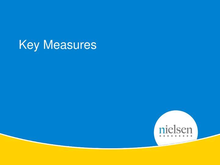 Key Measures