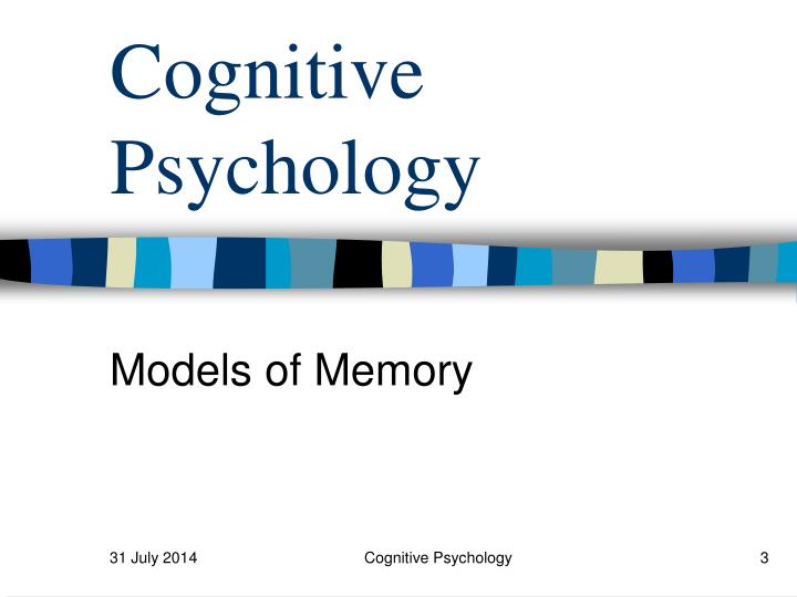 psychology report memory In this list of psychology research paper topics we have attempted to capture psychology's vast and evolving nature in more than 100 psychology research topics we believe that our choice of traditional and cutting-edge topics reflects contemporary psychology's diverse nature.