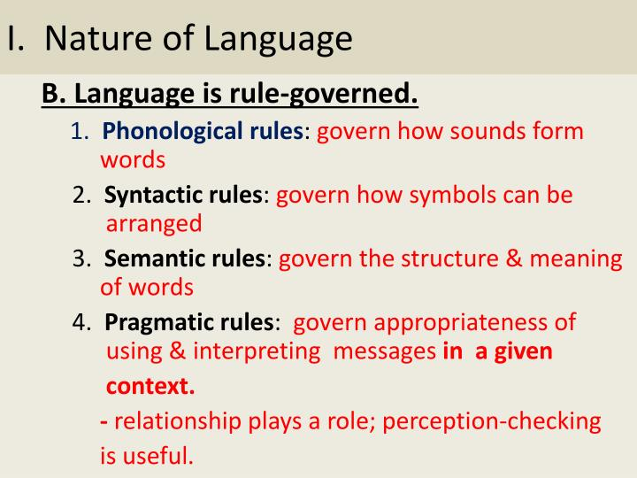 significance function phonological rules language The phonological access points or proximate units (1, 2) are segmental in indo-european languages but whole syllables in chinese these concerns aside, qu et al's findings (3) bode well for future more complete accounts of word production across languages.