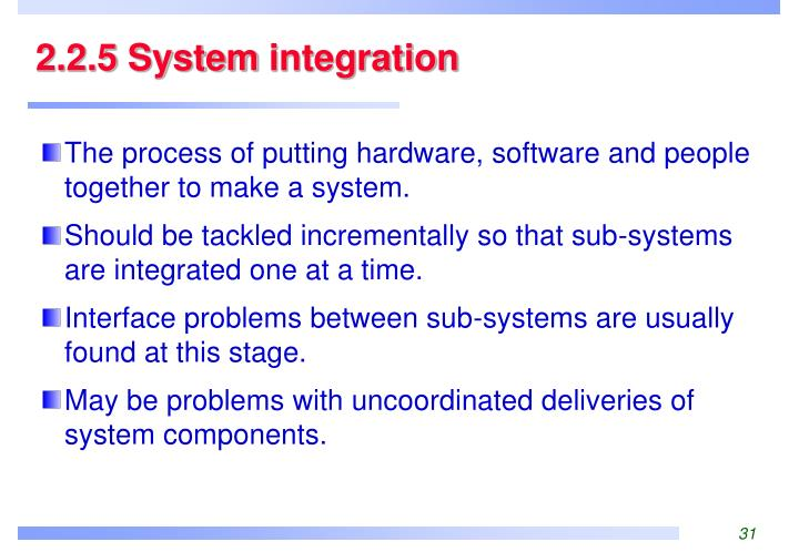 2.2.5 System