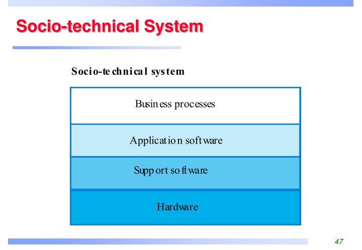 Socio-technical System
