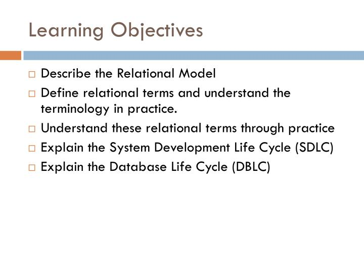database life cycle dblc