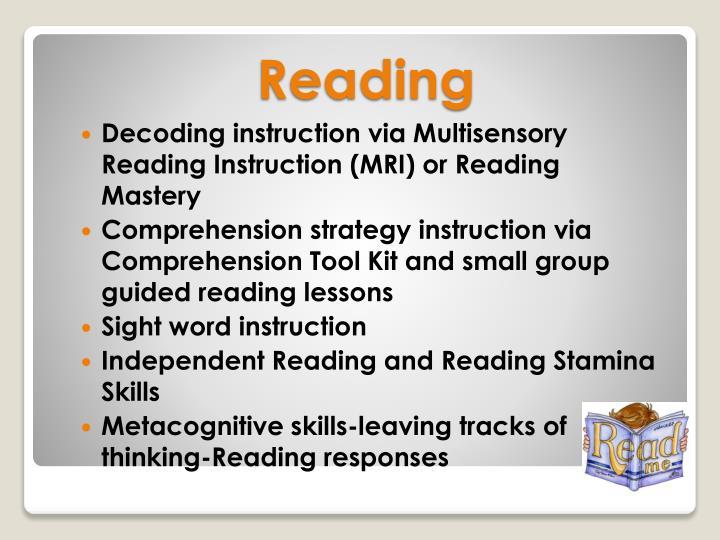 Decoding instruction via Multisensory