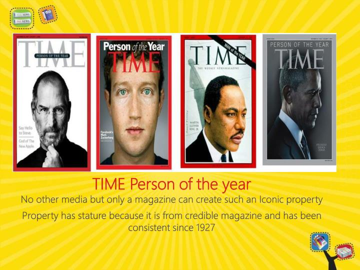 Magazines offer stature