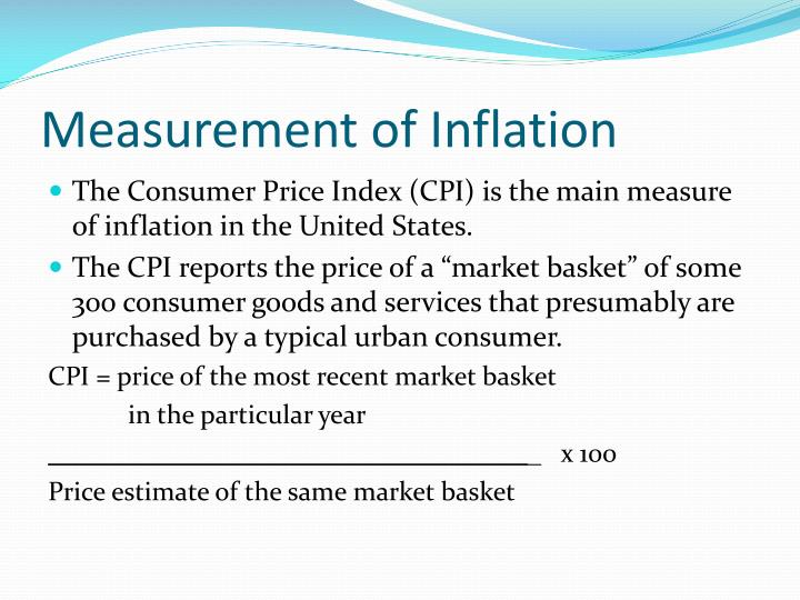 Measurement of Inflation